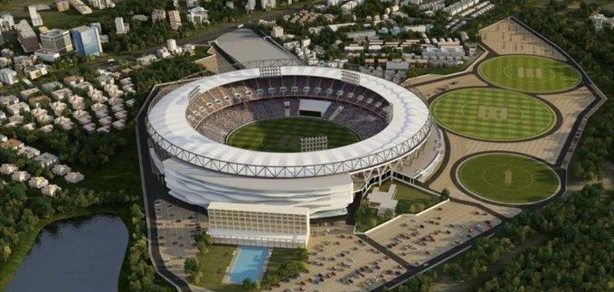 Motera Stadium KreedOn
