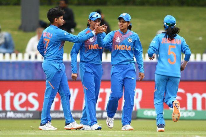 Indian Women Cricket team KreedON.