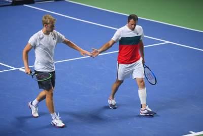 Jonathan Erlich and Andrei Vasilevski