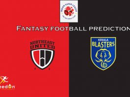 KBFC vs NEUFC Dream11 Prediction 2020