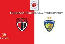 NEUFC vs CFC Dream11 Prediction 2020