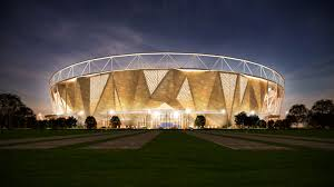 largest cricket stadium Kreedon