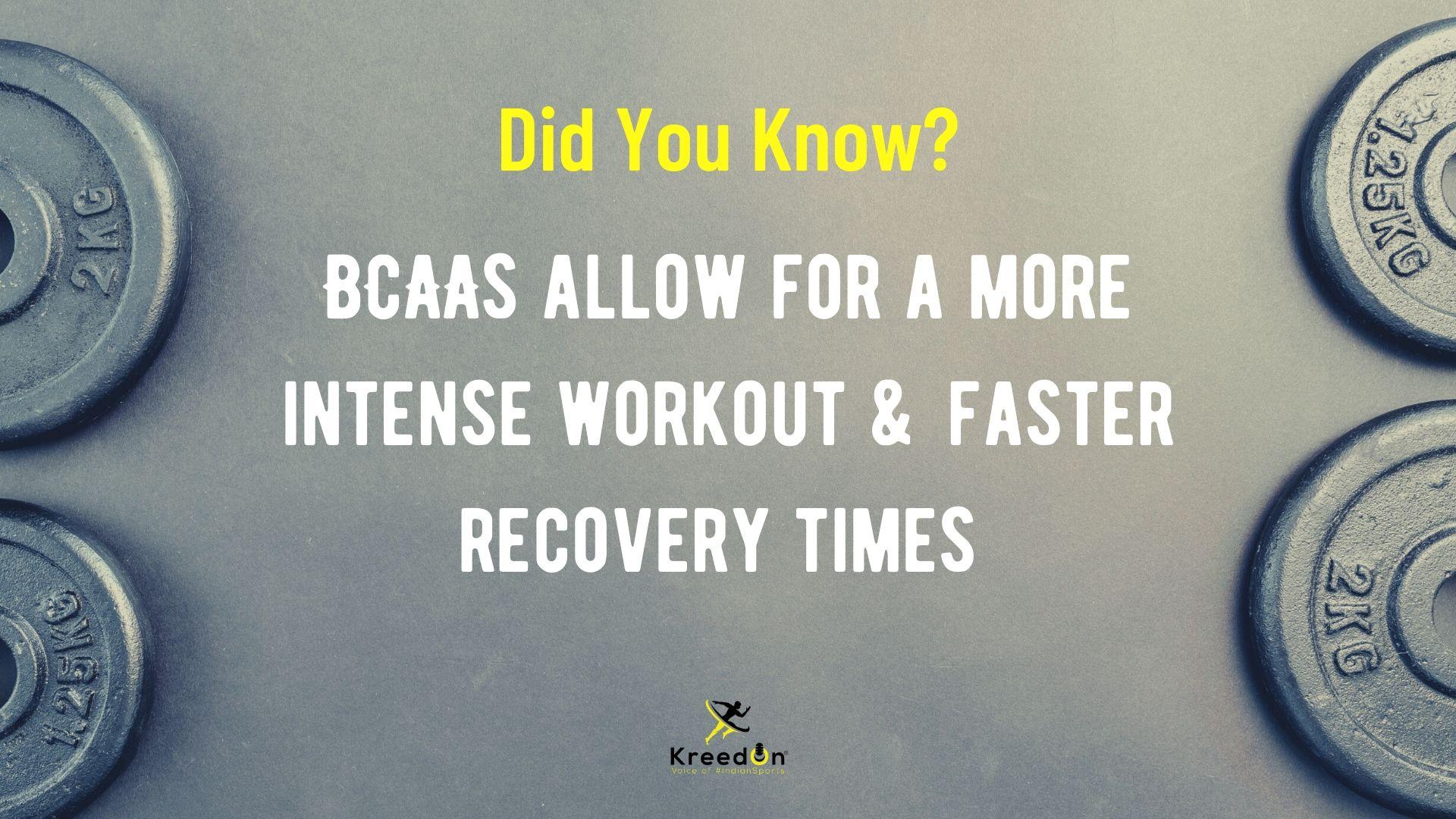 What is BCAA KreedOn