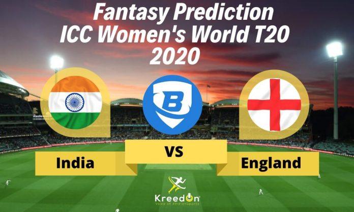 IN-W vs EN-W Dream11 Prediction