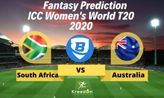 SA-W vs AU-W Dream11 Prediction