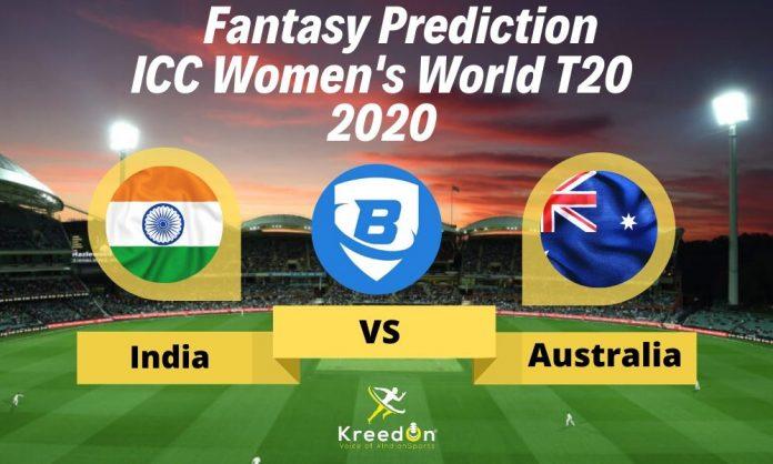 IN-W vs AU-W Dream11 Prediction