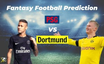 PSG vs DOR Dream11 Prediction 2020
