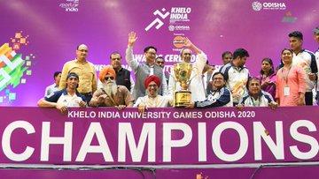 Khelo University Games KreedOn