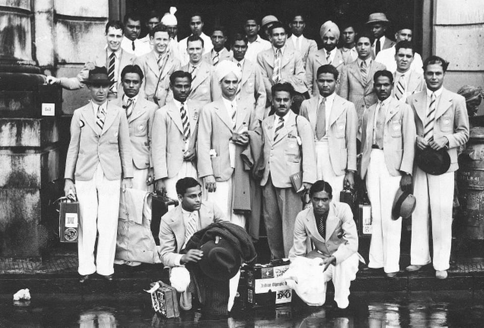1936 Olympics History of Hockey in India KreedOn
