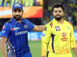 Rohit sharma Suresh Raina KreedOn, Indian Premier league 2020