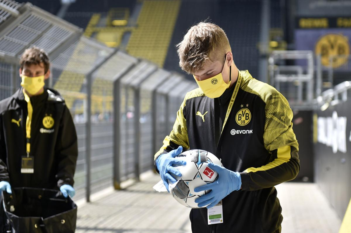 Bundesliga Sanitization KreedOn