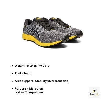 Asics best running shoes