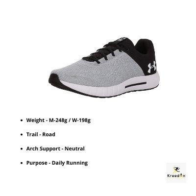 UA micro shoes