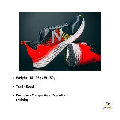 NB lightweight running shoes