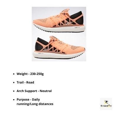 Reebok best running shoes for women
