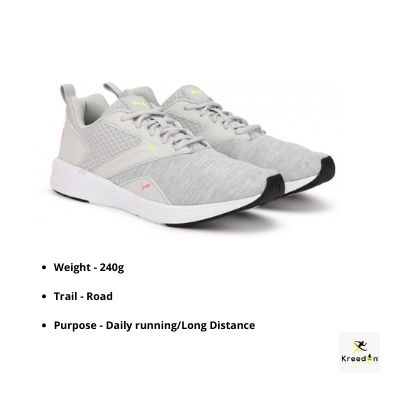 Puma Lightweight running shoes