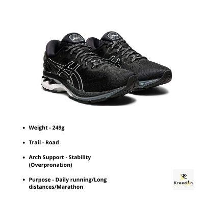 Asics best running shoes for women