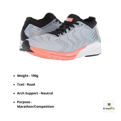 FuelCell Impulse shoes