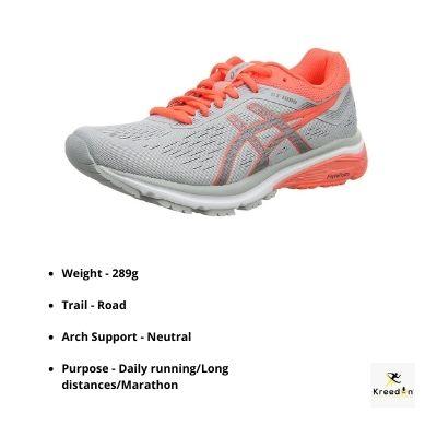 running shoes for women kreedon