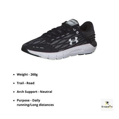 running shoes UA