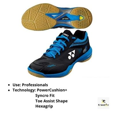 Badminton shoes Kreedon