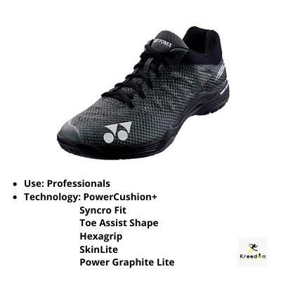 Yonex badminton shoes kreedon