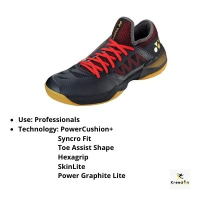 Best Badminton shoes kreedon