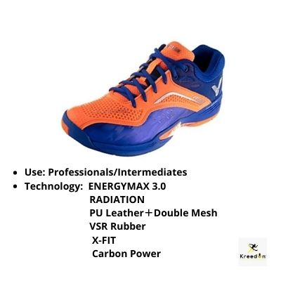 Victor badminton shoes for men kreedon