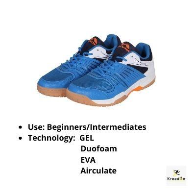 NIVIA badminton shoes kreedon