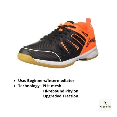 Li Ning badminton shoes for men kreedon