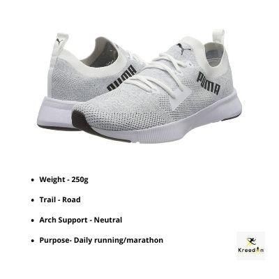 best running shoes men kreedon