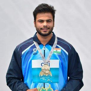 Indian Paralympian Sumit Antil KreedOn