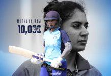 Mithali Raj, Indian women cricket team captain, KreedOn