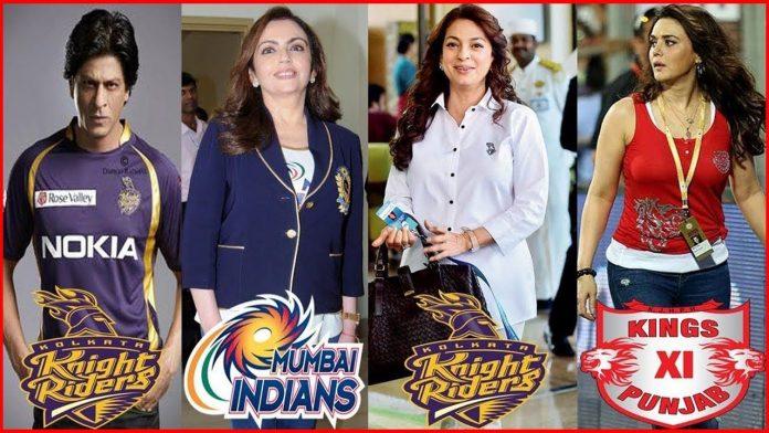 IPL teams owners, KreeedOn