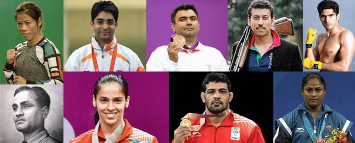 India at Olympics KreedOn
