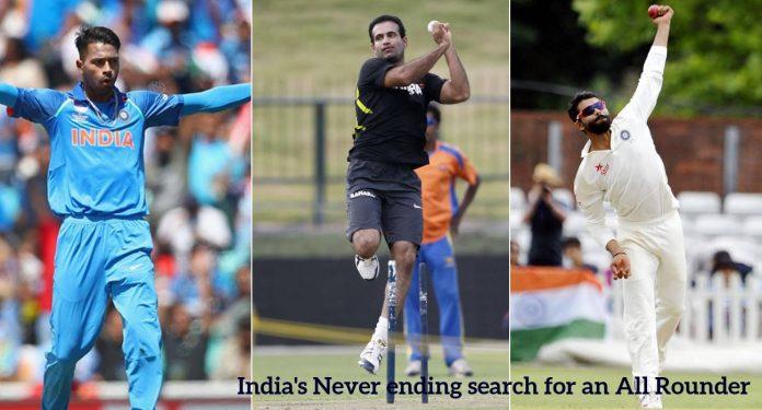 Indian all rounders KreedOn