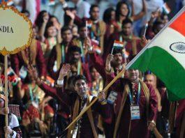 Indian flag bearers KreedOn