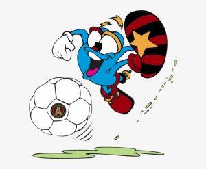 Izzy Olympic Mascots KreedOn