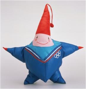 Magique Olympic Mascots KreedOn