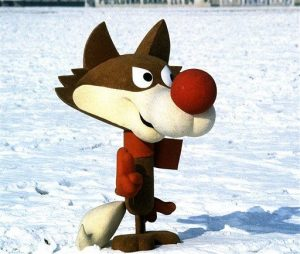 Vucko Olympic Mascots KreedOn