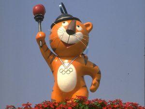 Hodori Olympic Mascots KreedOn