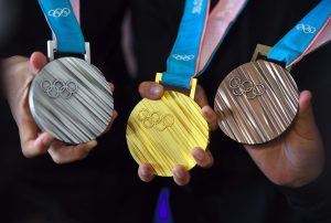 Olympic Medals KreedOn
