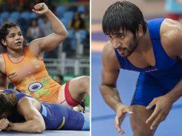 Indian Wrestlers