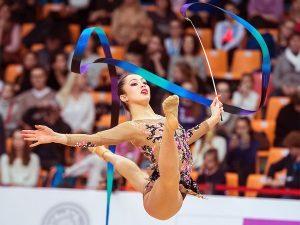 Artistics gymnastics KreedOn