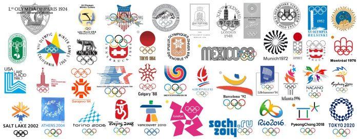 OLympics logos KreedOn