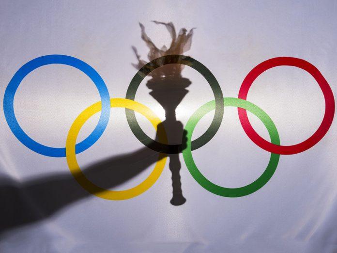 Olympic flag KreedOn