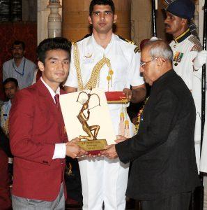Shiva Thapa Boxing KreedOn