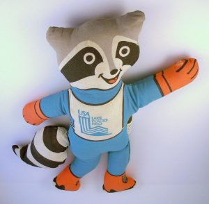 Roni Olympic Mascots KreedOn