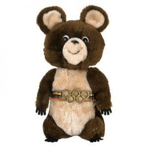 Misha Olympic Mascot KreedOn
