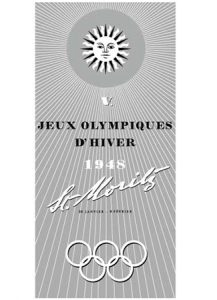 Olympics Sign